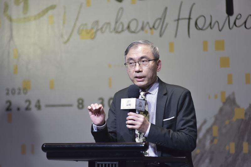 國立傳統藝術中心陳濟民主任代表致詞 (1)