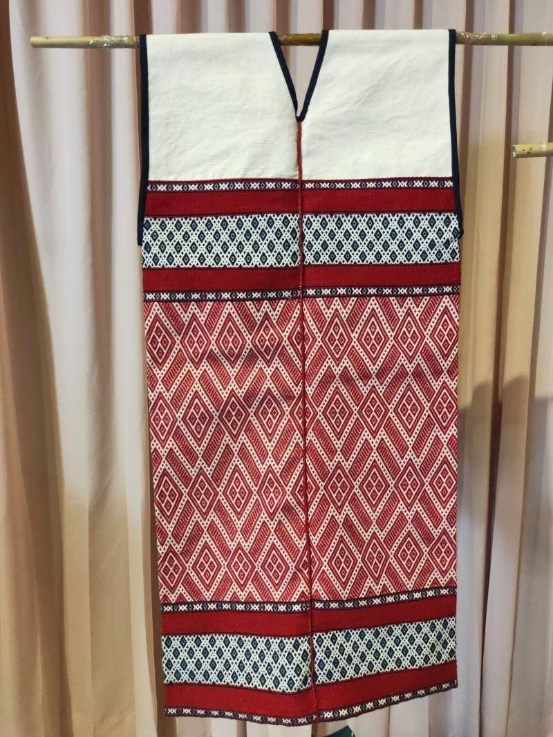 史前館典藏品-長衣之重製服飾