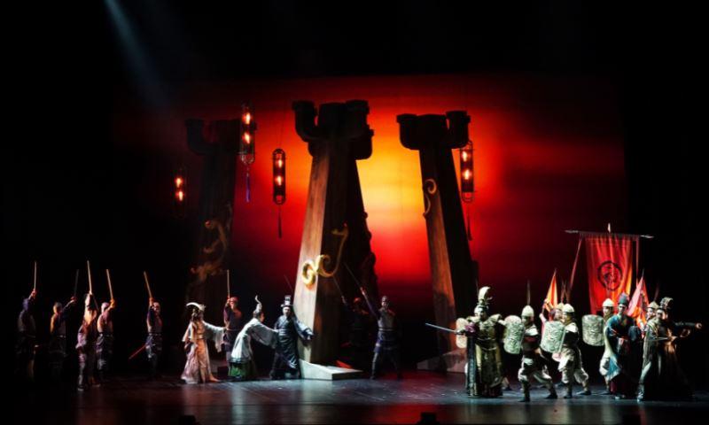 《夜未央》是取材自西漢時期著名的「巫蠱之禍」。