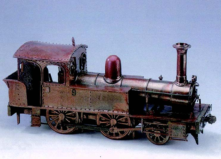 No.9 Railway Engine -Shin Kong Mitsukoshi Award in 9th Taiwan Craft