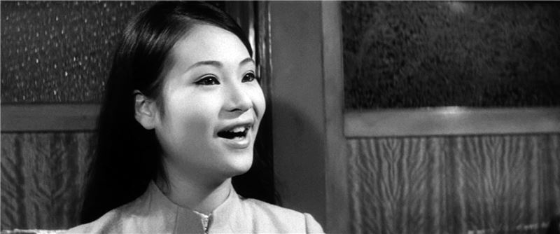 "A diverse lineup of music permeates the film, including The Beatles' ""Hey Jude"", Percy Sledge's ""When a Man Loves a Woman"", and popular Japanese songs."