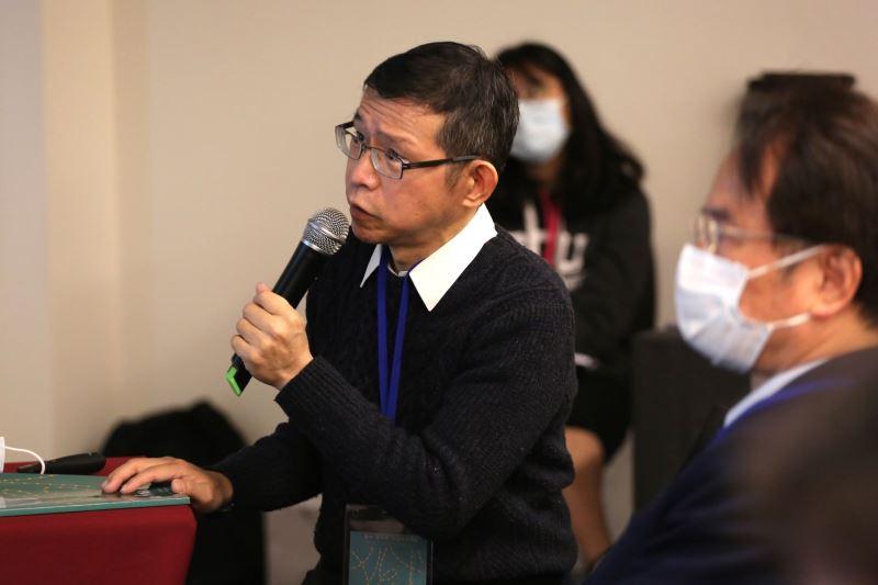 政大台史所碩士李禎祥發表