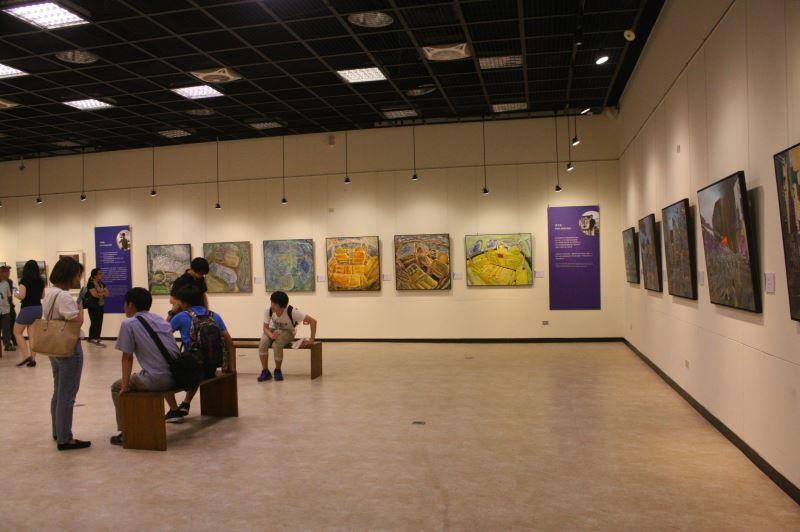 中正紀念堂展覽現場照片  (8)