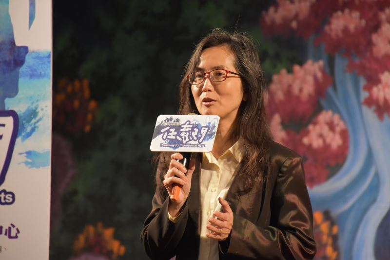 高雄市政府文化局主任秘書劉秀英