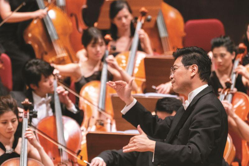 不演出西方古典樂作品,是李哲藝帶領灣聲樂團的堅持。