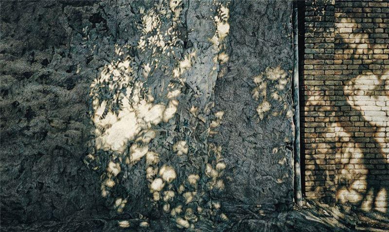 卓有瑞〈9706〉1997 壓克力顏料、畫布 92×153 cm