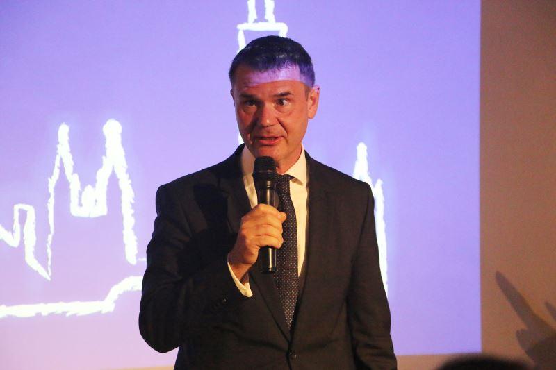 Czech Representative to Taiwan Patrick Rumlar