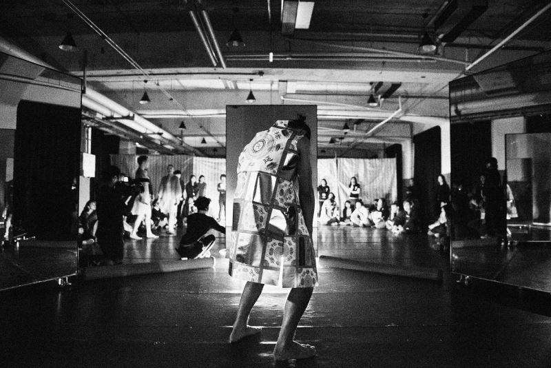 壞鞋子舞蹈劇場《彩虹的盡頭》©攝影陳又維