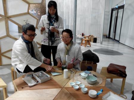 台北美術協會司茶