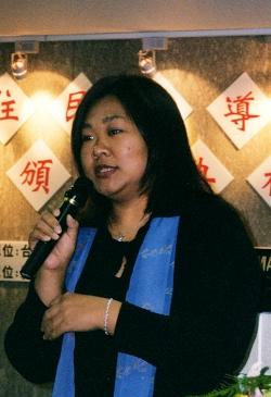 Photo of Liglav A-wu (Source: Taiwan Indigenous Voice Biography Magazine)