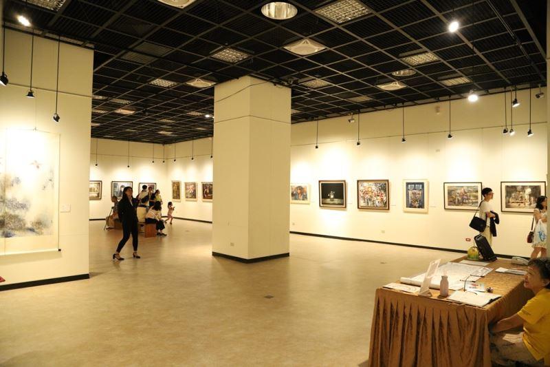 中正紀念堂展覽現場 (10)