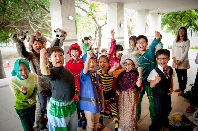 藝起來美學-兒童劇團演出