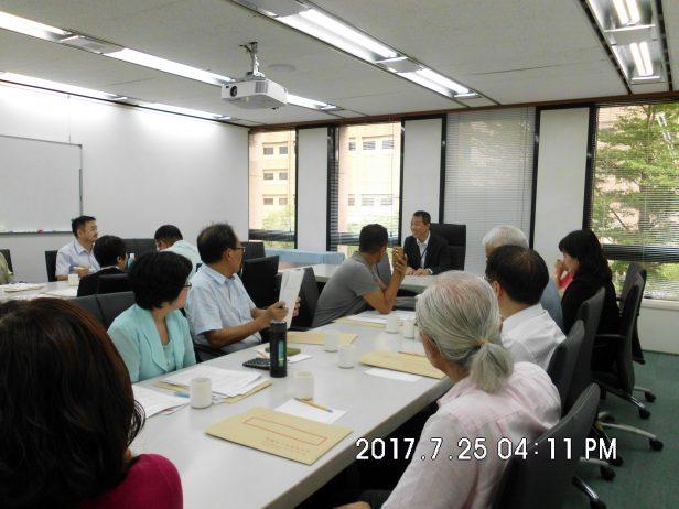 第12屆第3次董監事聯席會議系列照片共2張