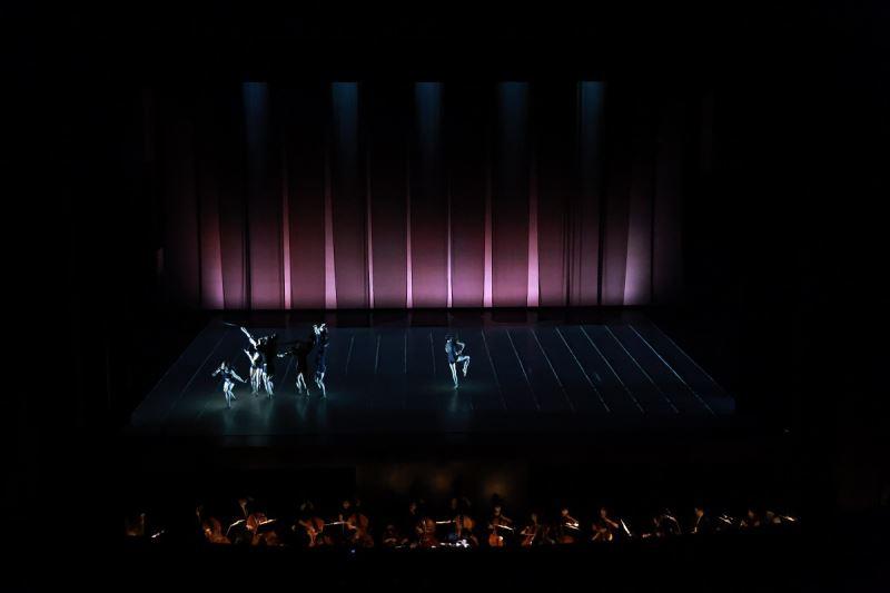 極至舞團與國臺交合作演出「《普羅米修斯的創造》舊樂與新舞」