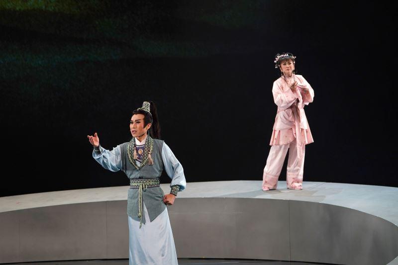 韓麗美、韓志保 兩姊弟思念母親_薪傳歌仔戲劇團《望鄉之夜》