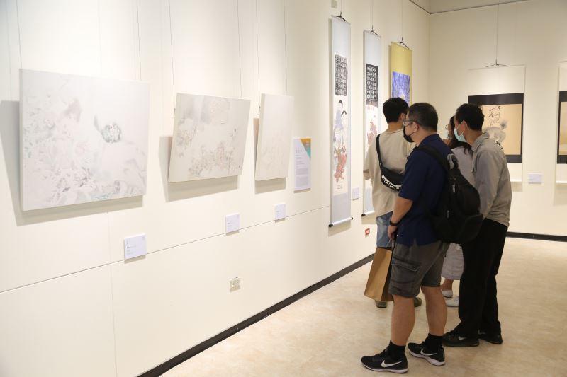 中正紀念堂展覽與開幕 (7)