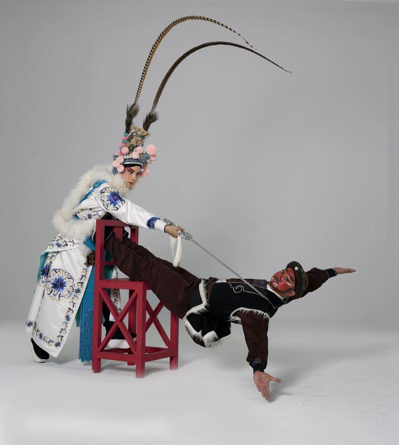 聯合育成展演-當代傳奇劇場-經典折子〈擋馬〉