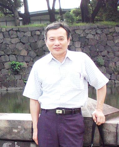 Photo of Lin Yangmin (Lim Iong-bin) (Source: Lin Yangmin)