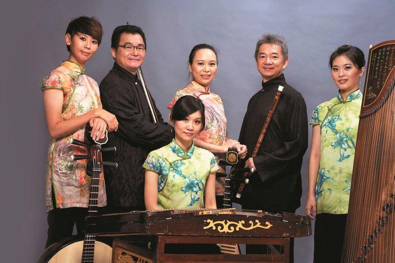 采風樂坊是中國傳統絲竹樂器樂團。