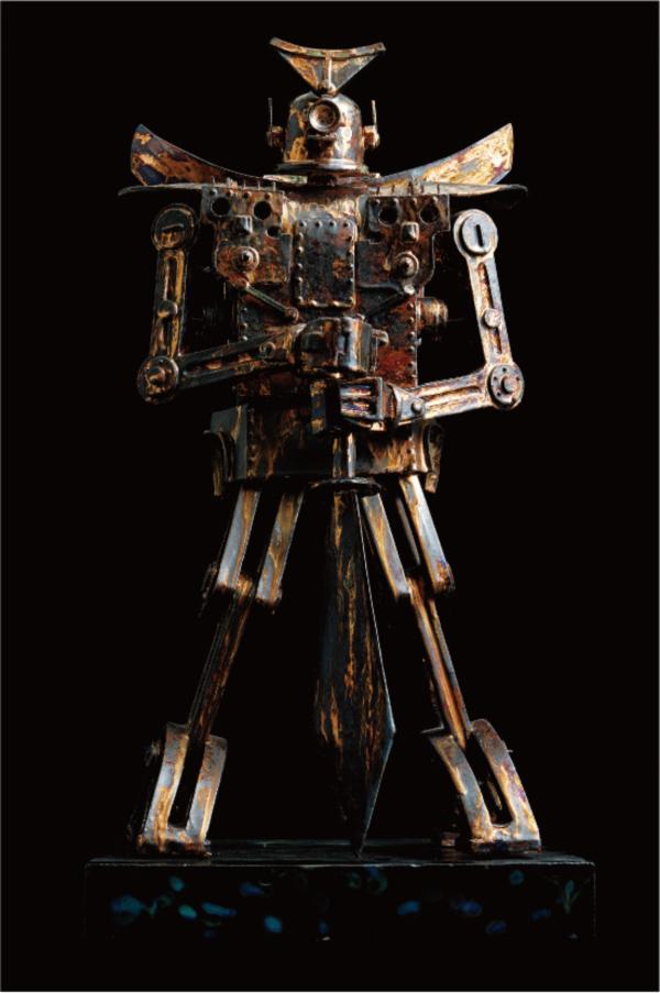 機器人系列-守衛