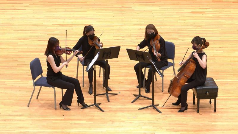 NTSO「音樂萬花筒」室內樂音樂會系列將帶來弦樂四重奏等共19組經典多樣之室內樂組合多彩演出