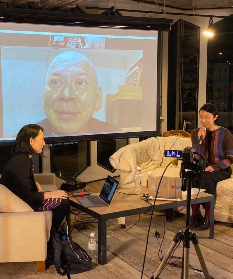 Director Tsai Ming-liang shares filmmaking process