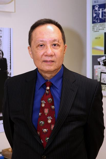 Photo of Dominic Cheung (Source: Wenhsun Magazine Press)