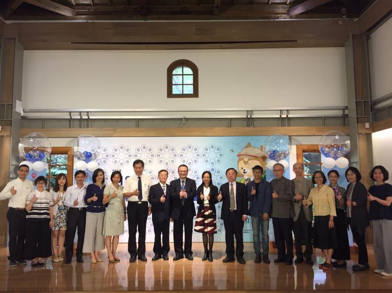 文化部今(15)日舉行518國際博物館日記者會,邀請全國民眾走進博物館。