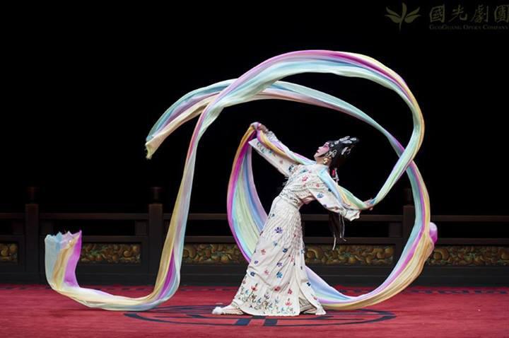 A scene from Celestial Beauty Scattering Flowers(Liu Chia-hou as Celestial Beauty)(2013)