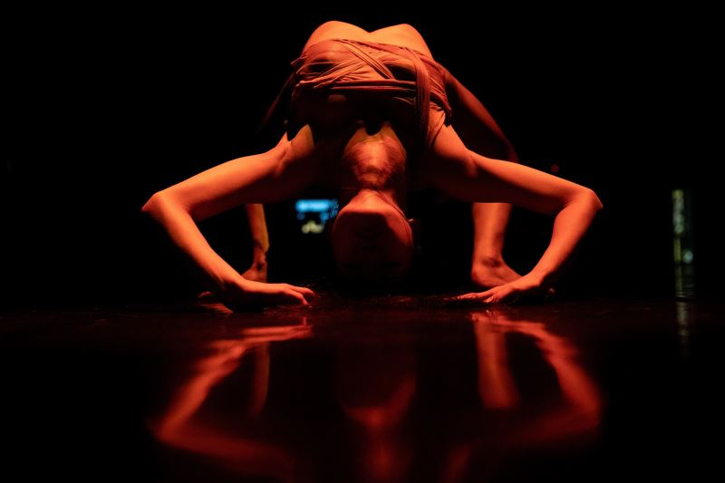 太古踏舞團《無盡胎藏》