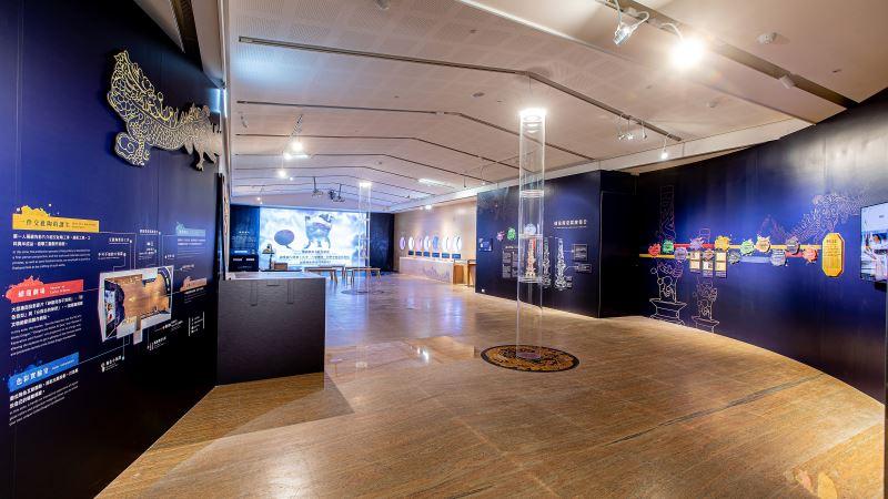 展覽透過數位科技、動畫及多媒體影像,呈現國寶的人文歷史、製作工藝與美學內涵。