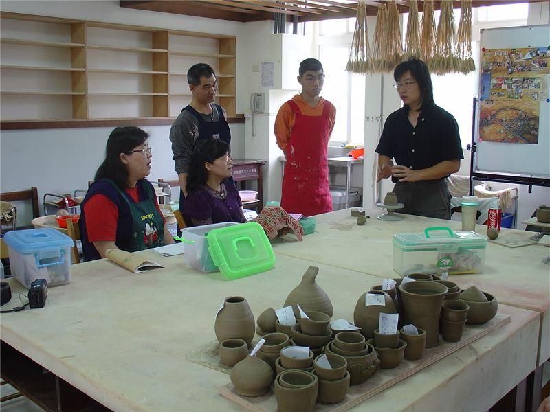 陶藝工藝基礎班-認識陶藝成型技法