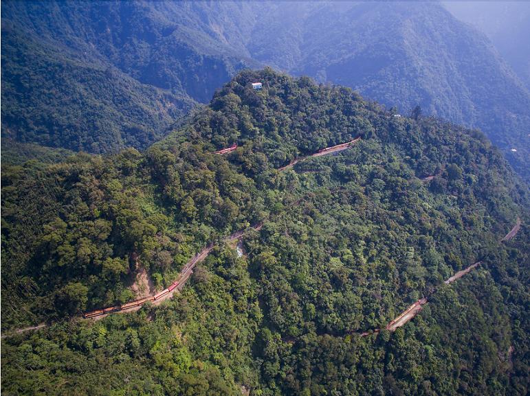 本次工作坊研究個案-阿里山林業暨鐵道文化景觀
