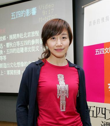 郝譽翔肖像照(來源/文訊雜誌社)