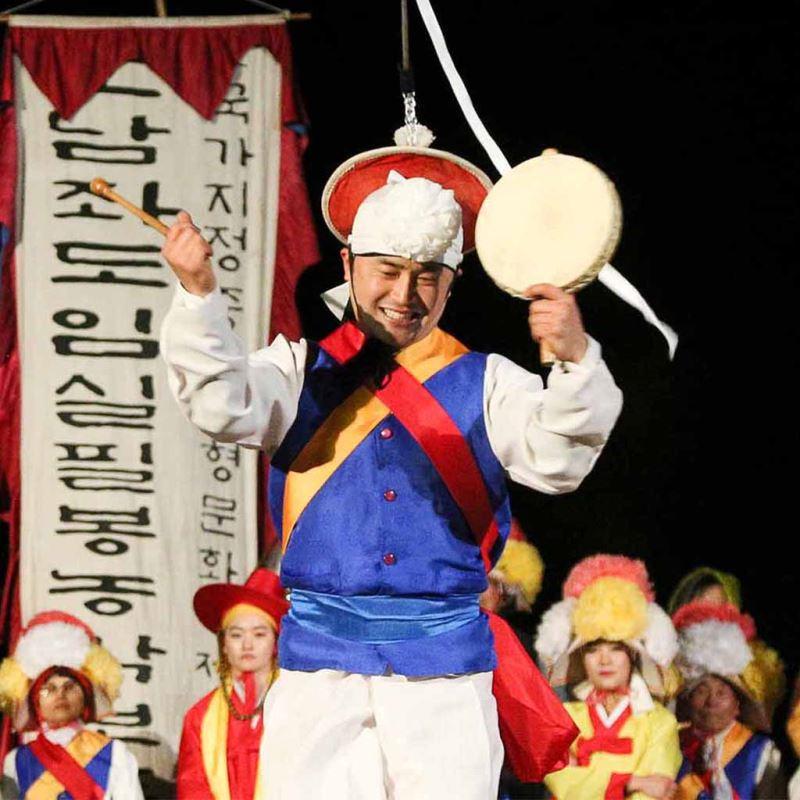 韓國•任實郡筆鋒農樂
