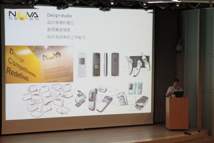 劉晨旭老師分享與工藝家合作與生產的實際案例