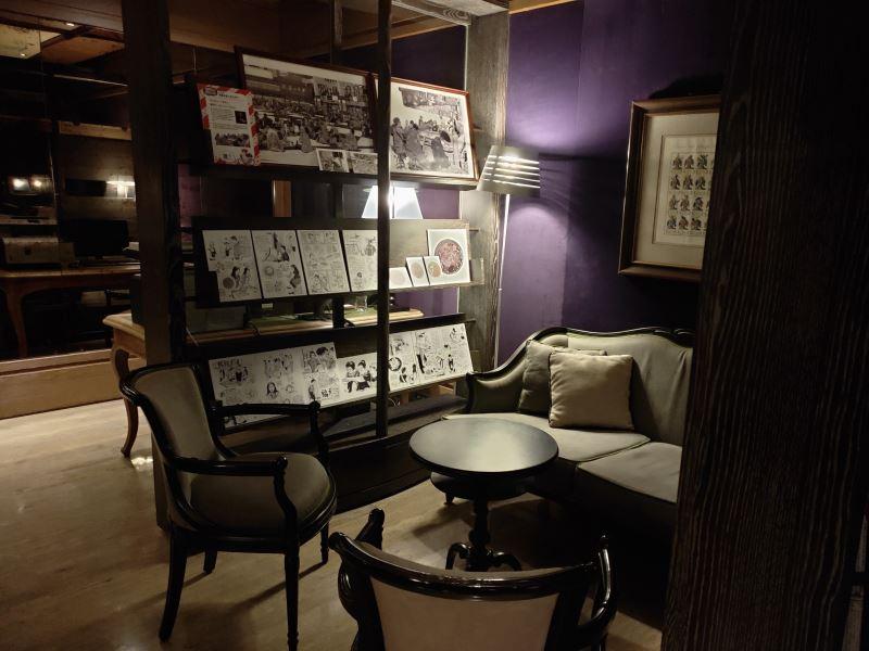 鄭硯允的作品於君品酒店展出