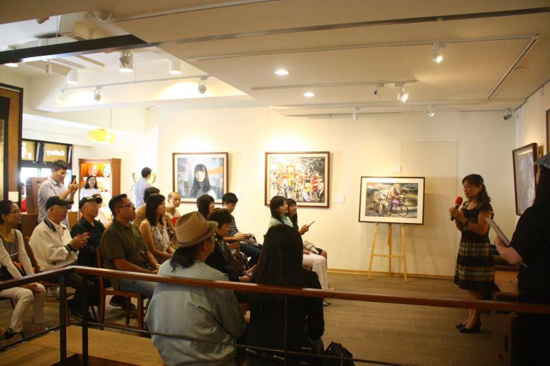 藤藝廊開幕茶會 (6)