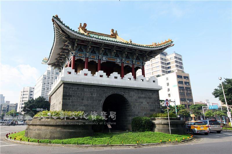 Les anciennes Portes de la ville de Taipei 06