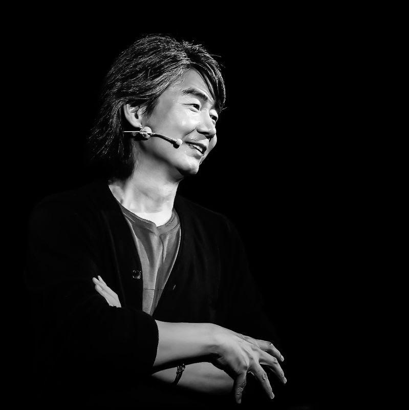 第7屆特別貢獻獎得主─朱德庸照片02(朱德庸提供)