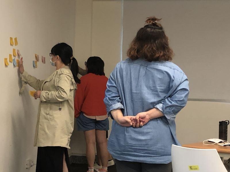 1091107-白色恐怖議題式遊戲「庫庫村風雲」研習活動#遊客服務中心2樓-007