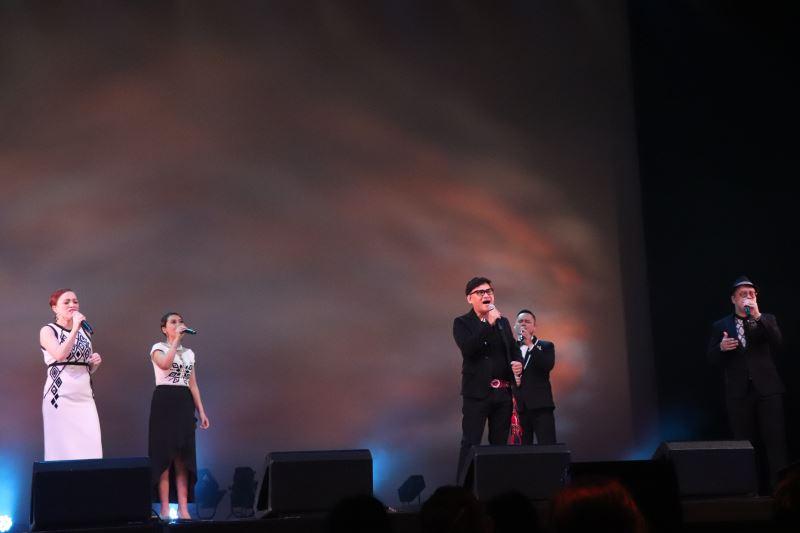 歐開合唱團 _ 桑布伊合唱 照片提供:Vocal Asia 人聲樂集