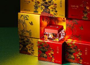 史博館x京城之霜雙品牌合作典藏版精華霜
