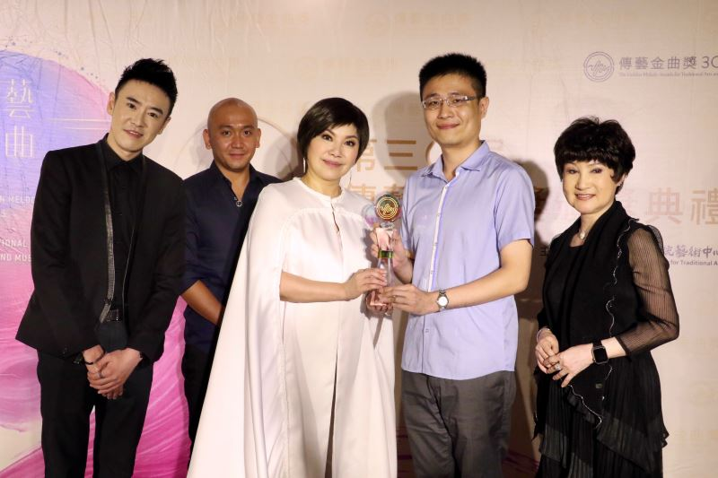 La compagnie d'opéra taiwanais Tang Mei Yun.
