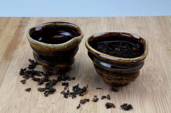 結合茶與柴燒窯的創作-杯