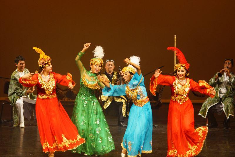 2012亞太烏茲別克斯坦民族樂舞團