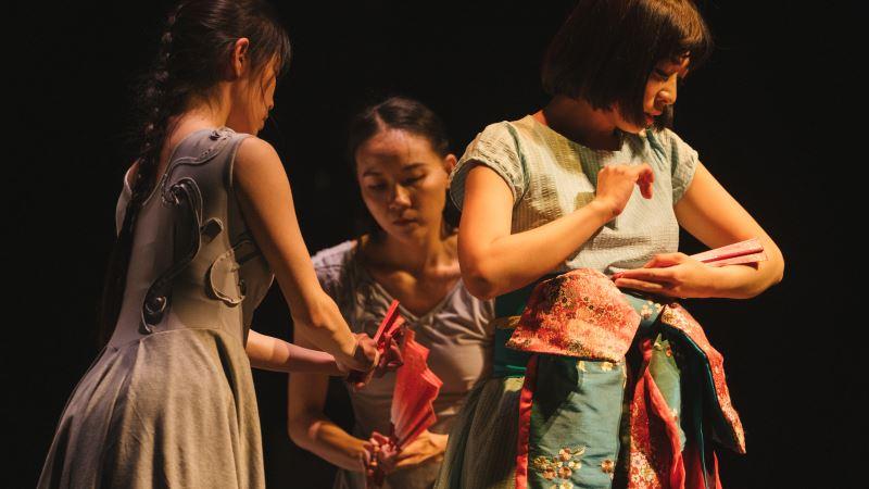 圖4:不是每個母親都準備好當母親,廖瓊枝要用自己的故事鼓勵臺灣女性。