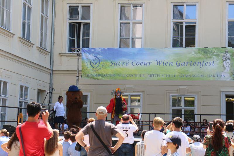 維也納聖心中學「2019 夏日音樂祭戲曲體驗營」2