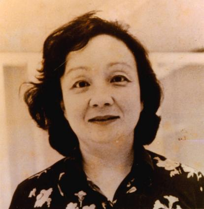 Photo of Lin Taiyi (Source: Wenhsun Magazine Press)