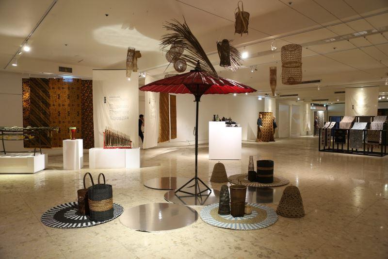 東南亞生活美學展 展區照片